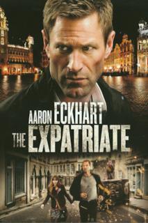Poster The Expatriate - In fuga dal nemico