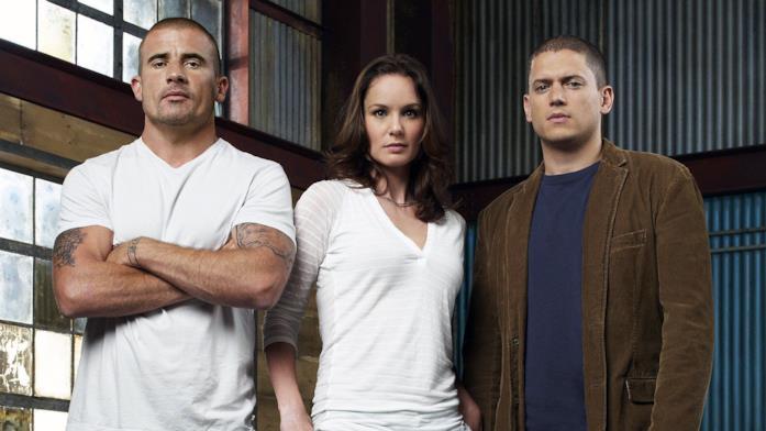 Prison Break: Dominic Purcell, Sarah Wayne Callies e Wentworth Miller