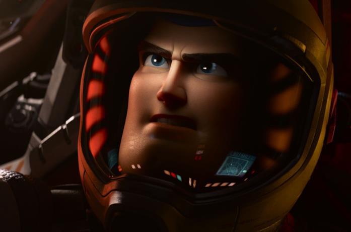 La prima immagine di Lightyear