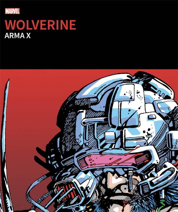 Primo piano di Wolverine Arma X