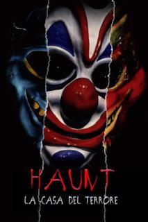 Poster La casa del terrore