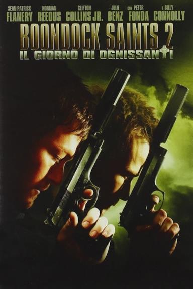 Poster The Boondock Saints 2 - Il giorno di Ognissanti