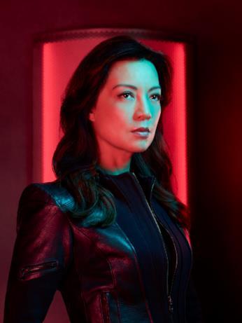 Agents of S.H.I.E.L.D. 6, Melinda May