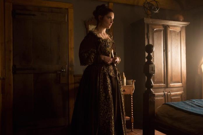 Janet Montgomery interpreta Mary Sibley