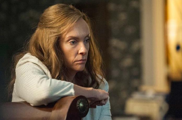 Toni Collette in una scena di Unbelievable su Netflix