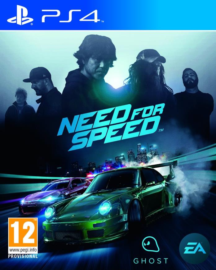 Need For Speed per PS4 e XBOX ONE