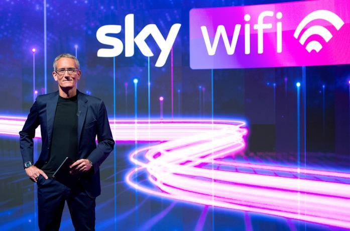 Sky Wifi: Maximo Ibarra è il CEO di Sky italia