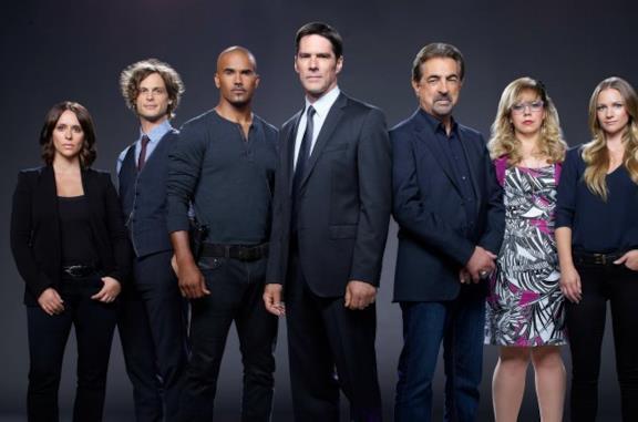 Criminal Minds, il cast al completo