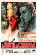 Poster Le notti di Cabiria