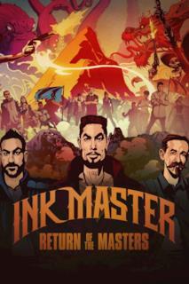 Poster Ink Master
