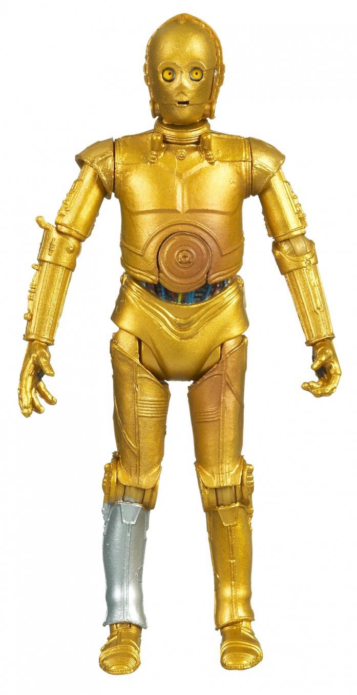 C-3PO Action figure Lucca 2019