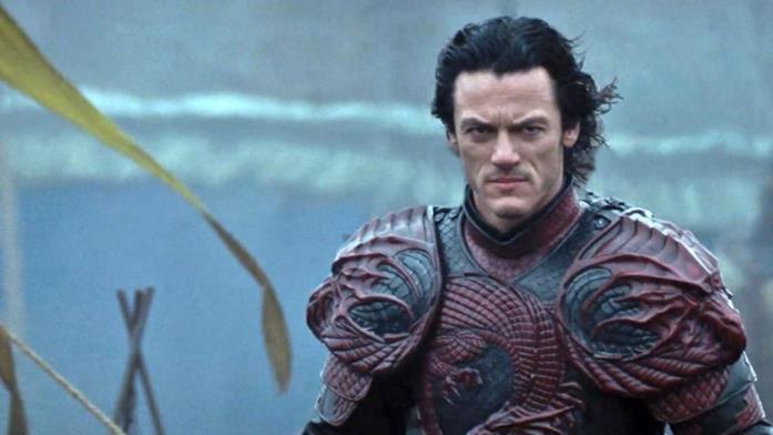 Luke Evans è Vlad III in Dracula Untold
