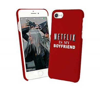 Netflix Is My Boyfriend Cover