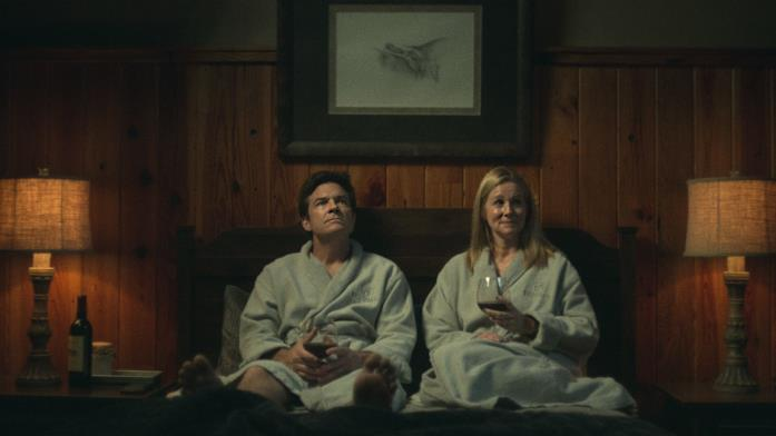 Jason Bateman e  Laura Linney in Ozark