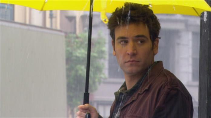 Ted Mosby deluso
