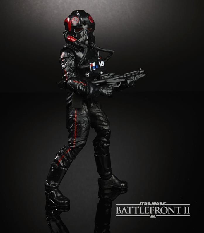 Personaggio snodato Star Wars Inferno Squad