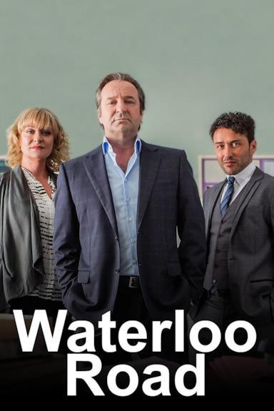 Poster Waterloo Road
