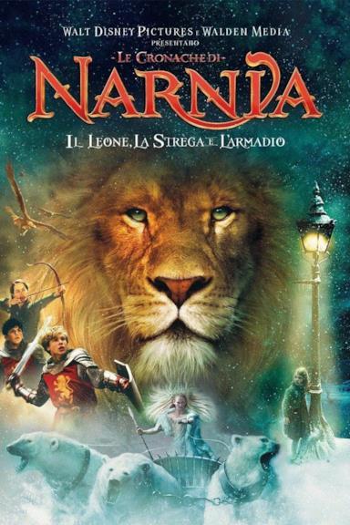 Poster Le cronache di Narnia - Il leone, la strega e l'armadio