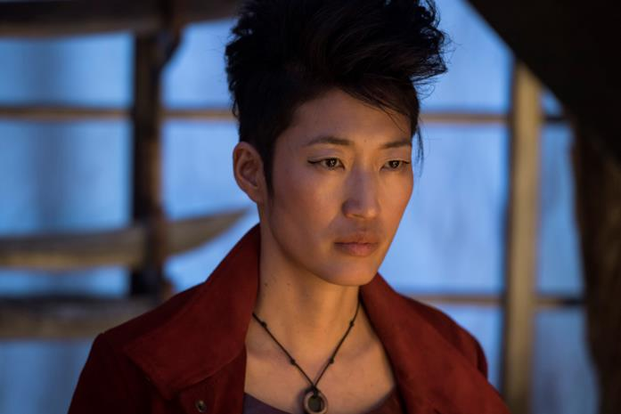 Jihae è Anna Fang