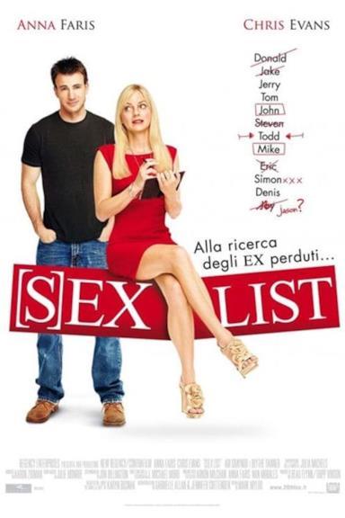 Poster (S)ex list