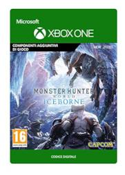 Monster Hunter World: Iceborne | Xbox One - Codice download