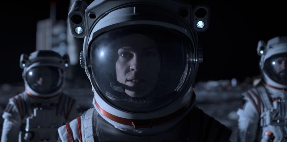 Per Emma Green il viaggio non sarà facile, tra guidare un team spaziale e combattere contro la nostalgia per la propria famiglia