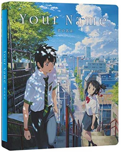 Your Name (Box 2 Br Ltd.Steelbook)