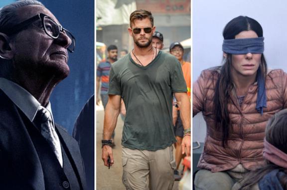 I 10 film originali più visti su Netflix