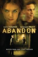 Poster Abandon - Misteriosi omicidi