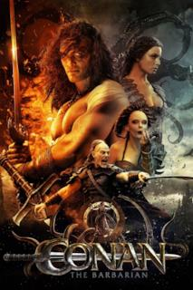 Poster Conan the Barbarian
