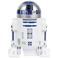 Star Wars R2-D2 timer da cucina, bianco, 20,3 x 11,4 x 8,9 cm