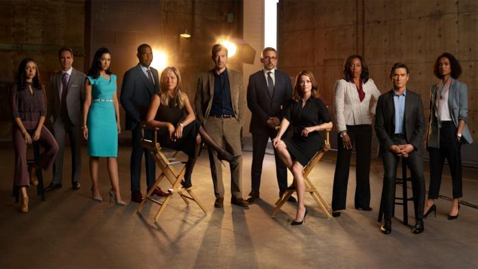 The Morning Show: il cast e i personaggi della serie Apple TV+