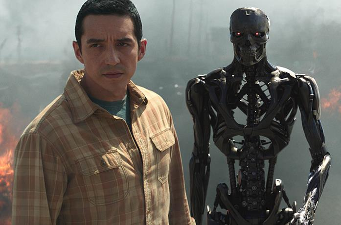 Terminator Destino Oscuro poster cinema