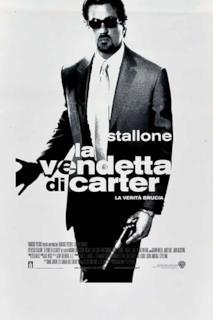 Poster La vendetta di Carter