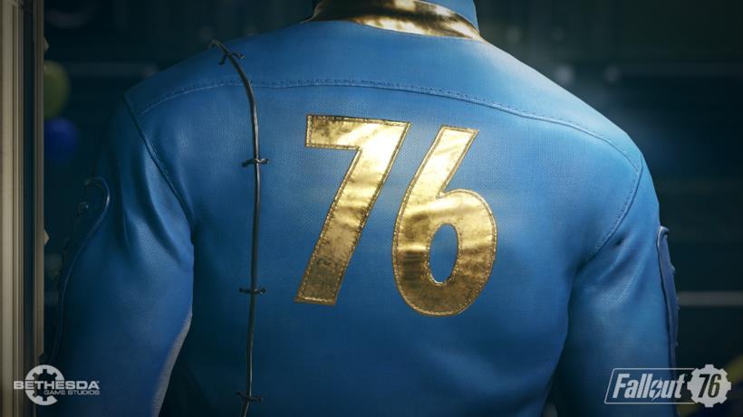 Fallout 76 ci porterà all'interno del Vault 76