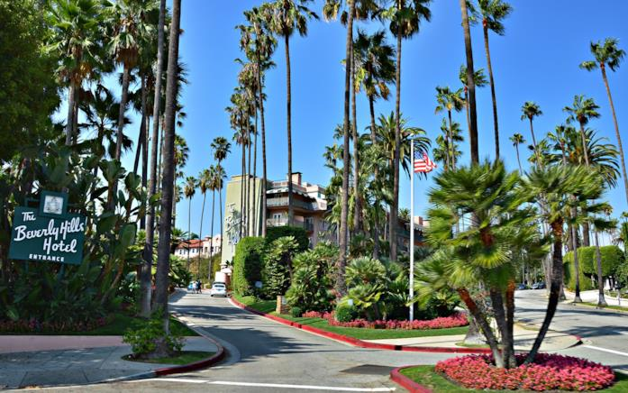 Un'immagine di Beverly Hills