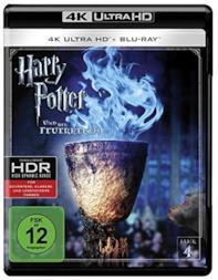 Harry Potter und der Feuerkelch (4K Ultra HD) (+ Blu-ray)