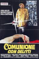Poster Comunione con delitti