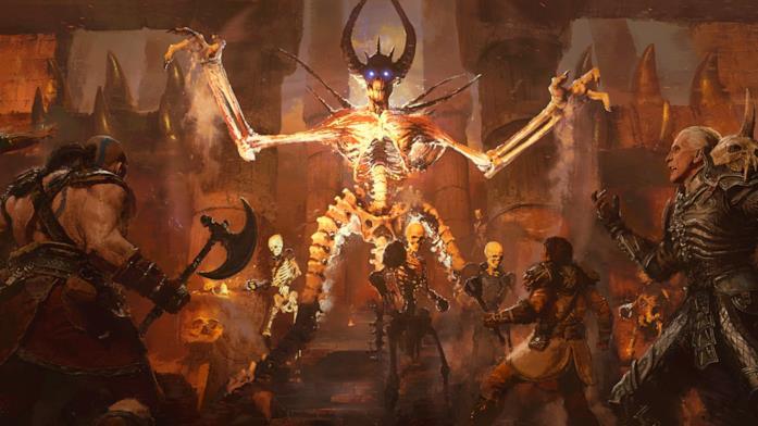 Diablo 2 Resurrected è ufficiale, in uscita nel 2021