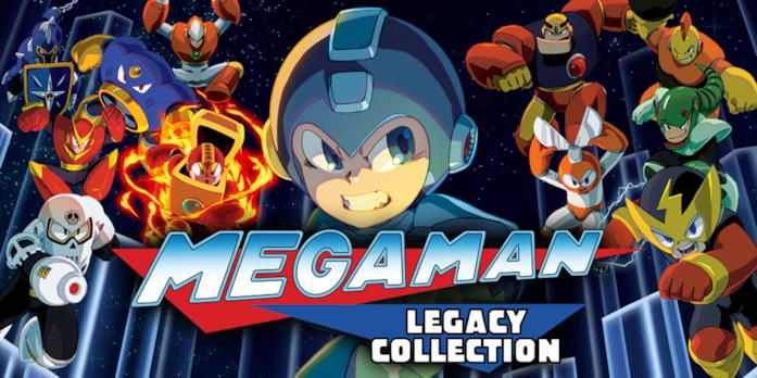 Le Mega Man Legacy Collection usciranno su Switch il prossimo anno
