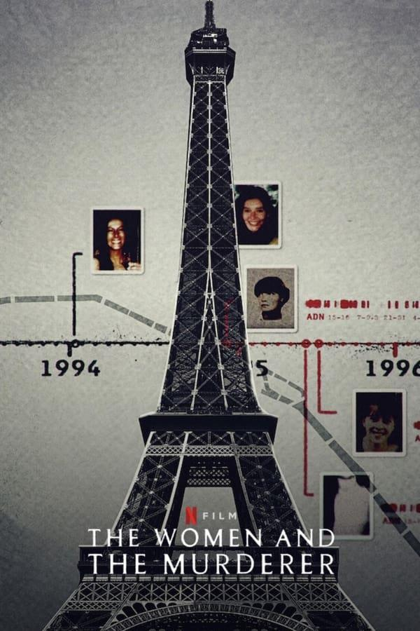 Il poster del documentario Le donne e l'assassino