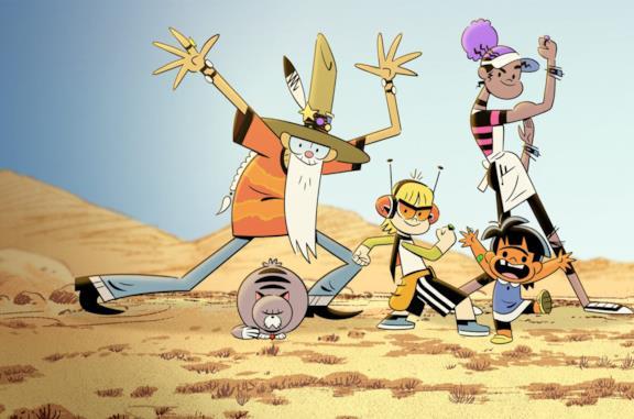 Kid Cosmic e altri 7 assurdi cartoni animati che forse non conosci