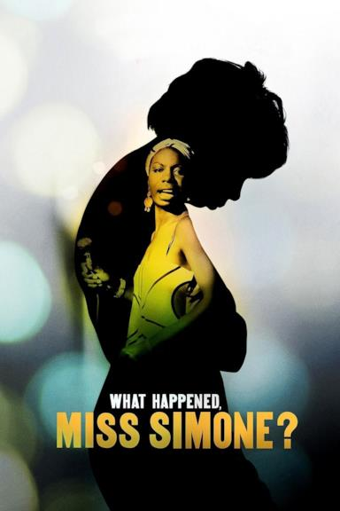 Poster What Happened, Miss Simone?
