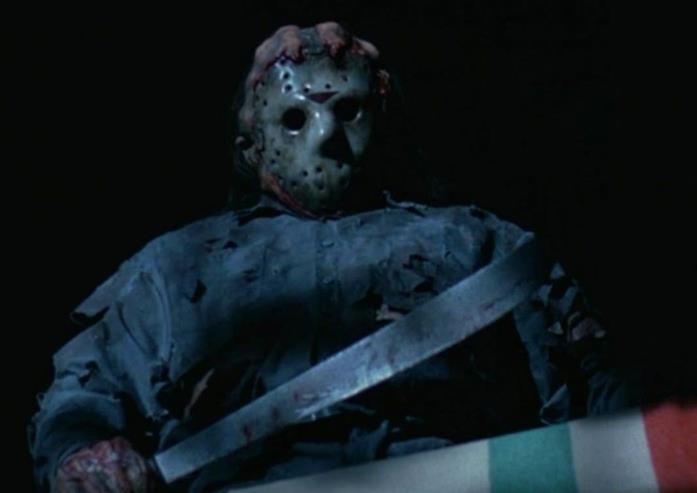 Scena inziale di Jason va all'Inferno