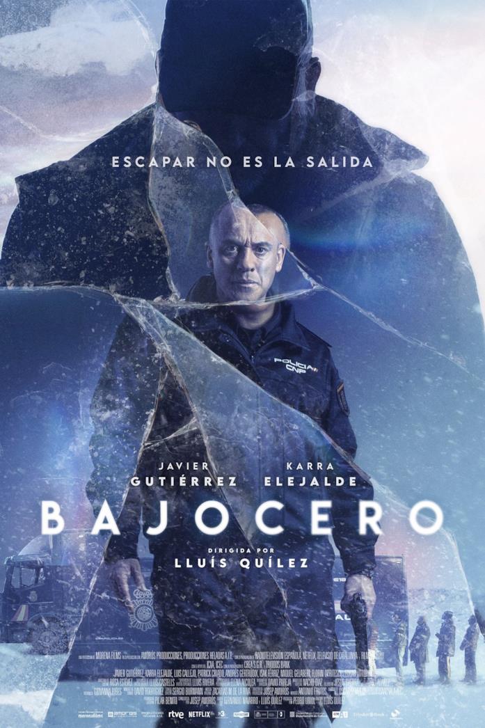 Sotto lo zero, il thriller spagnolo di Netflix
