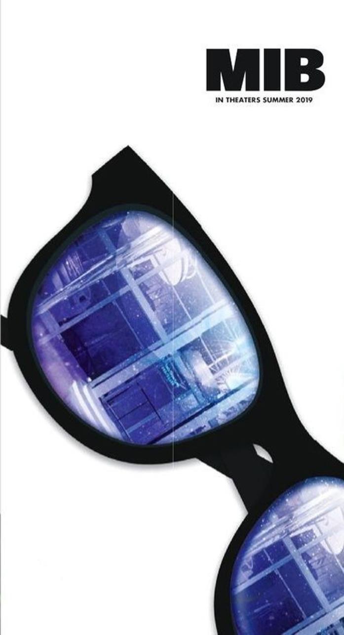 Il teaser poster dello spinoff di Men in Black