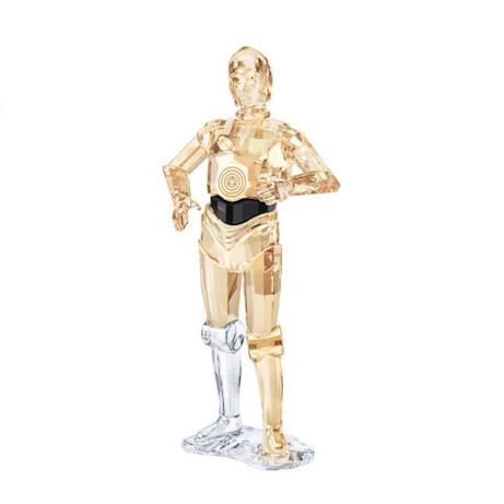C-3PO in cristallo