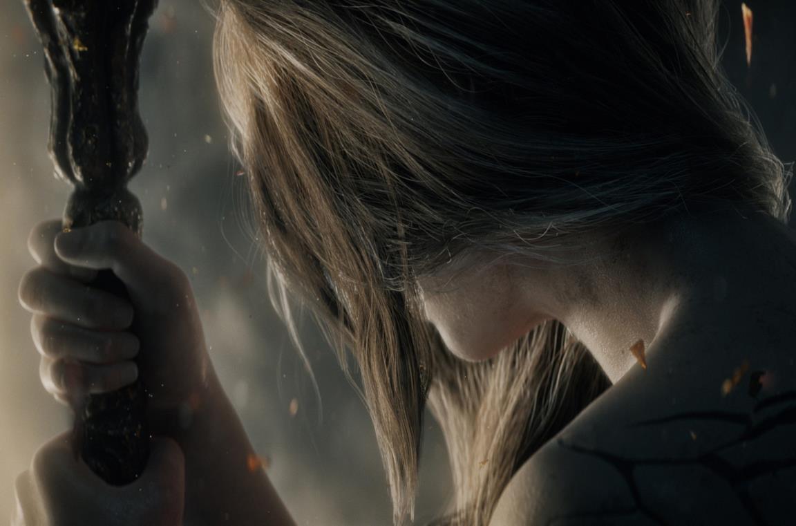 Una sequenza del trailer di Elden Ring