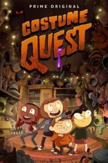 Poster Costume Quest