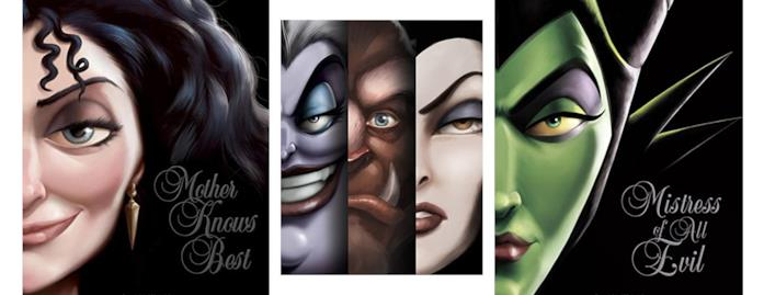 I primi libri della serie Villains di Serena Valentino